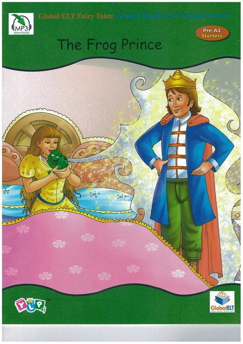 The Frog Prince - okładka książki