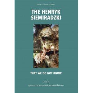 The Henryk Siemiradzki. That we - okładka książki