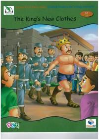 The Kings New Clothes - okładka książki