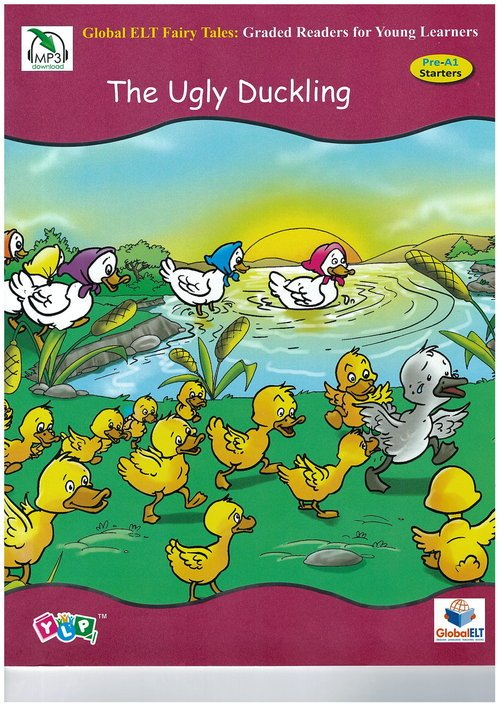 The Ugly Duckling - okładka książki