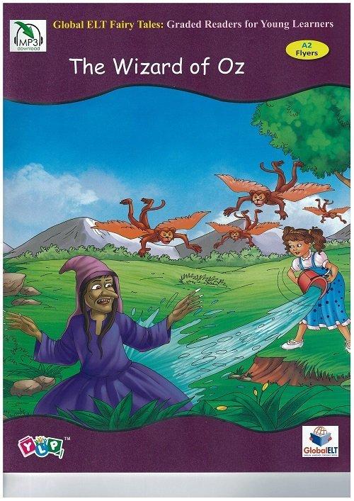 The Wizard of Oz - okładka książki
