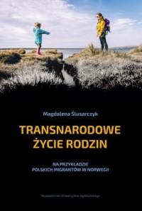 Transnarodowe życie rodzin - okładka książki