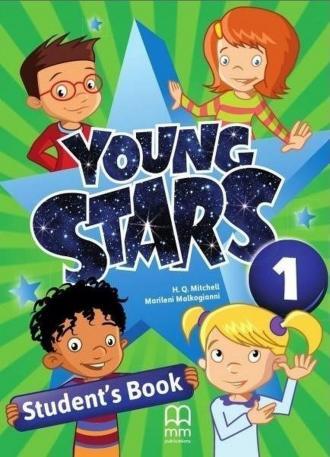 Young Stars 1 SB - okładka podręcznika