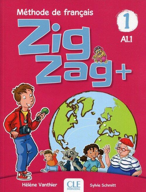 Zig Zag+ 1 A1.1. Podręcznik (+ - okładka podręcznika