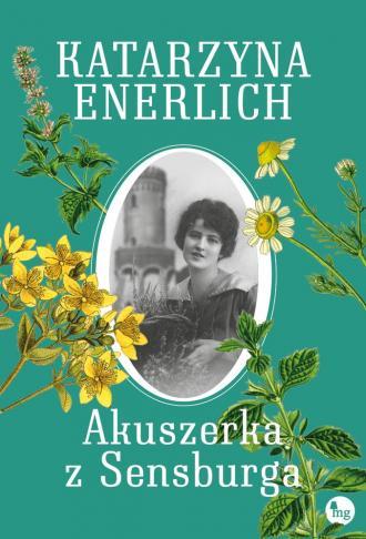 Akuszerka z Sensburga - okładka książki