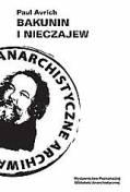 Bakunin i Nieczajew - okładka książki