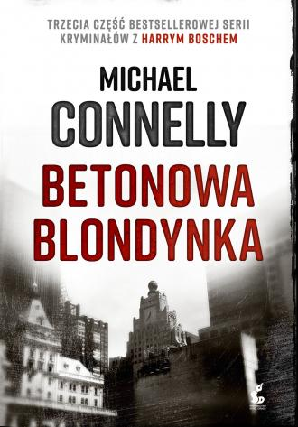 Betonowa blondynka - okładka książki