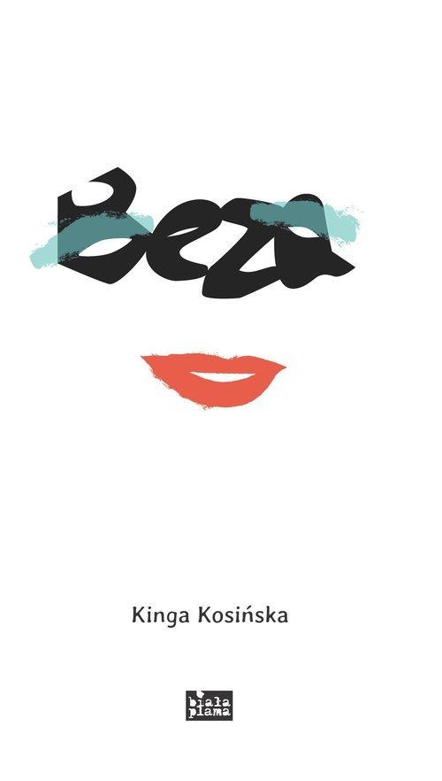 Beza - okładka książki