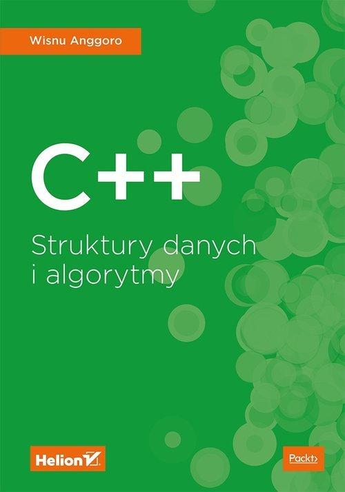 C++ Struktury danych i algorytmy - okładka książki