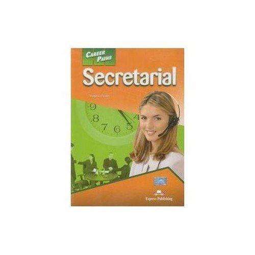 Career Paths Secretarial Students - okładka podręcznika