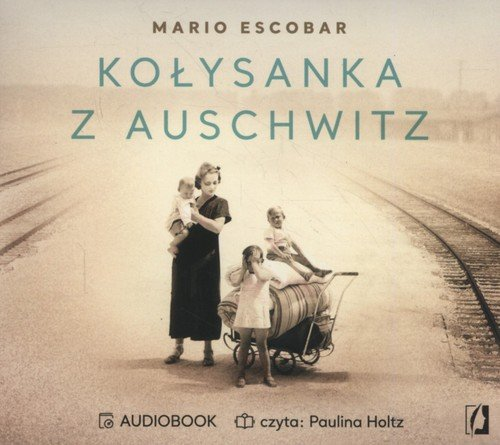 Kołysanka z Auschwitz (CD mp3) - okładka książki