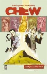Chew. Tom 2. Międzynarodowy smak - okładka książki