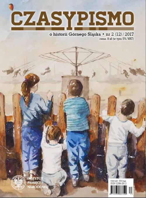 CzasyPismo o historii Górnego Śląska - okładka książki