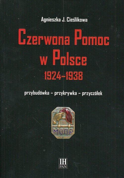 Czerwona Pomoc w Polsce 1924-1938. - okładka książki
