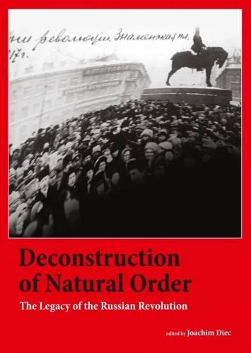 Deconstruction of Natural Order. - okładka książki