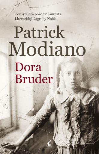 Dora Bruder - okładka książki