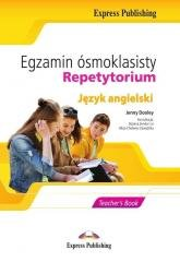 Egz.ósmoklasisty Repetytorium j.ang.TB+DigiBook+CD - okładka podręcznika