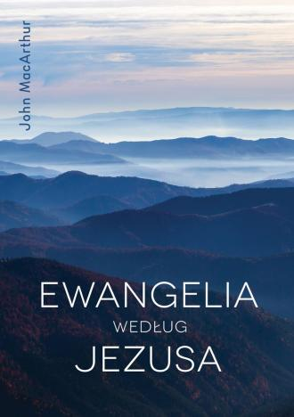 Ewangelia według Jezusa - okładka książki