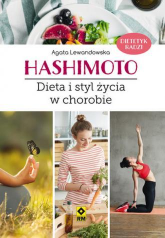 Hashimoto. Dieta i styl życia w - okładka książki