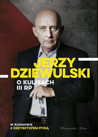 Jerzy Dziewulski o kulisach III - okładka książki
