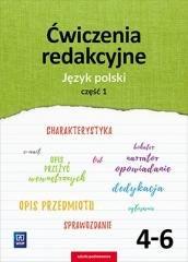 Ćwiczenia redakcyjne. Język Polski. - okładka podręcznika