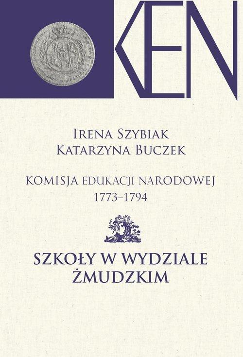 Komisja Edukacji Narodowej 1773-1794. - okładka książki
