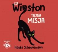 Kot Winston. Tajna misja - pudełko audiobooku