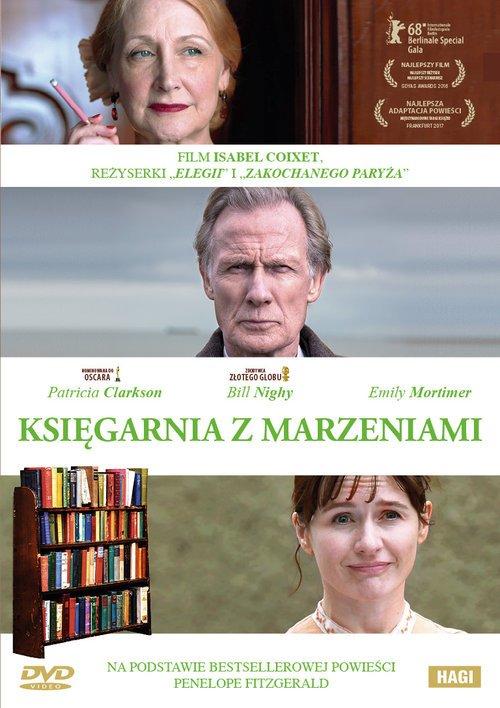 Księgarnia z marzeniami - okładka filmu