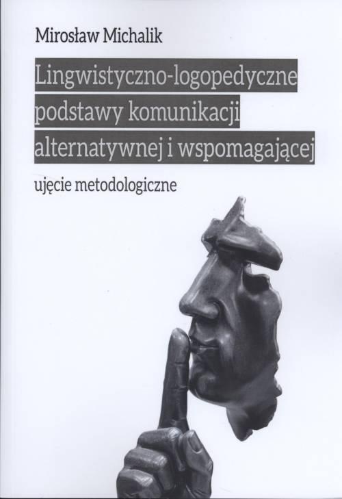 Lingwistyczno-logopedyczne podstawy - okładka książki