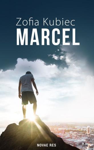 Marcel - okładka książki