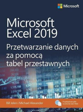 Microsoft Excel 2019. Przetwarzanie - okładka książki