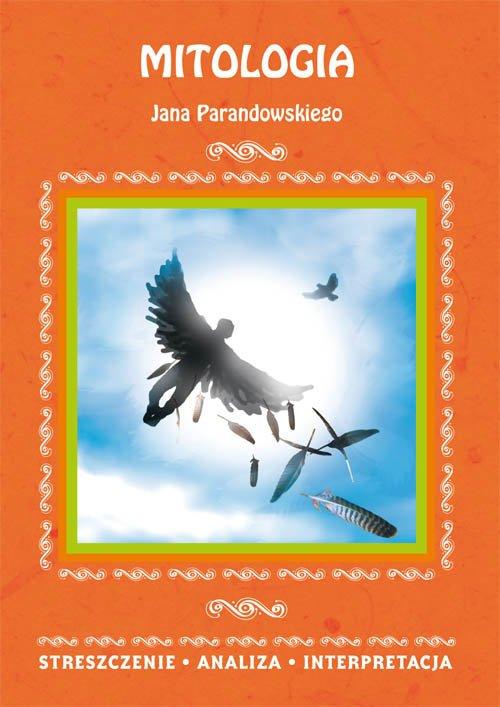 Mitologia Jana Parandowskiego. - okładka podręcznika