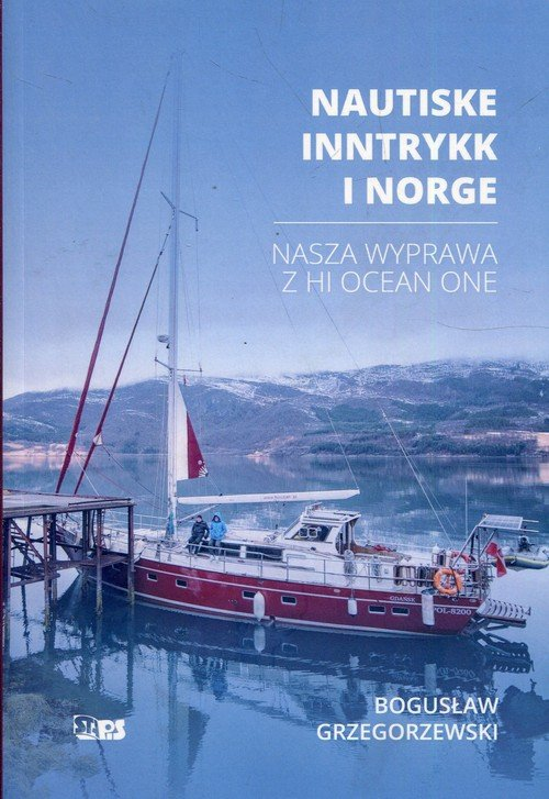 Nautiske Inntrykk i Norge - okładka książki