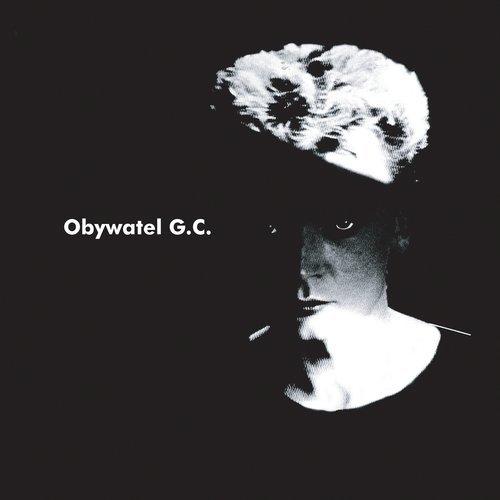 Obywatel GC (reedycja 2019) - okładka płyty