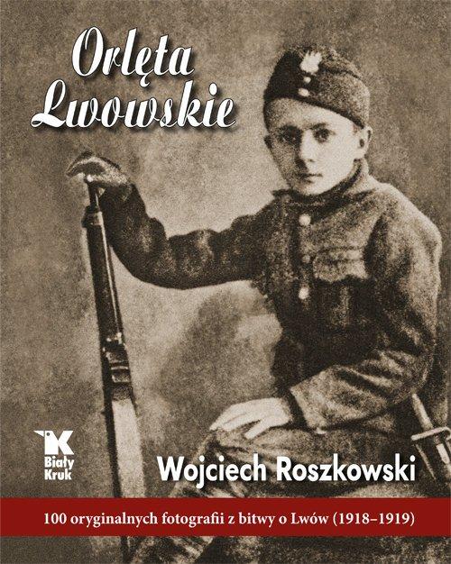 Orlęta Lwowskie - okładka książki