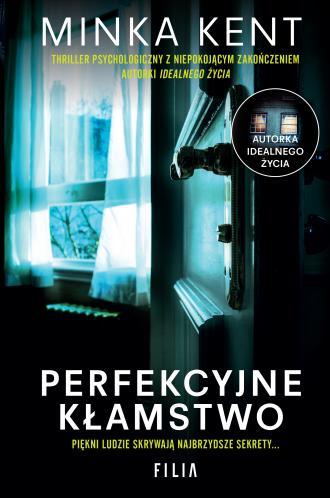 Perfekcyjne kłamstwo - okładka książki