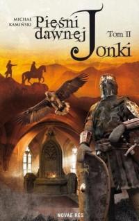 Pieśni dawnej Jonki cz. II - okładka książki