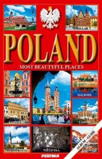 Polska najpiękniejsze miejsca / - okładka książki