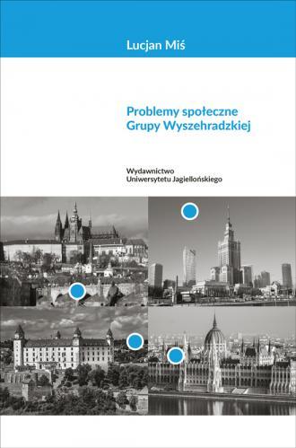 Problemy społeczne Grupy Wyszehradzkiej - okładka książki