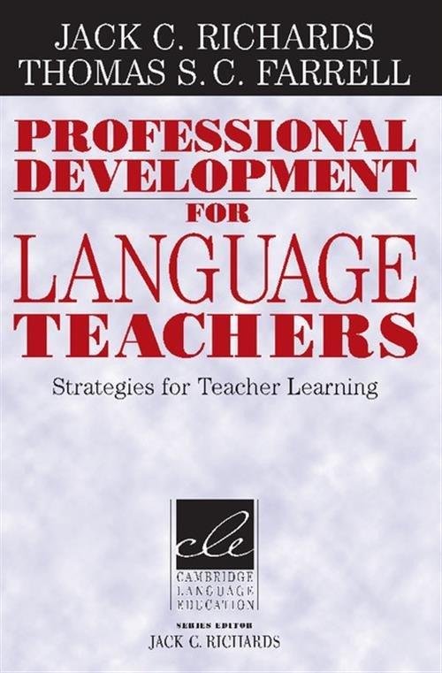 Professional Development for Language - okładka podręcznika