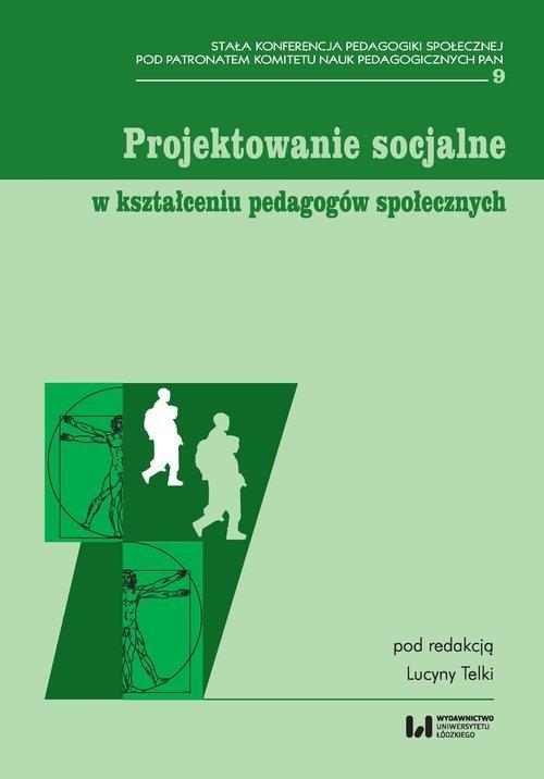 Projektowanie socjalne w kształceniu - okładka podręcznika