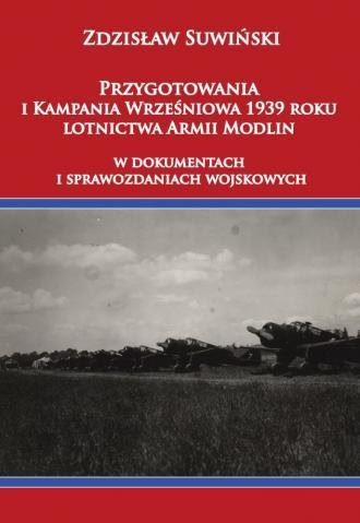 Przygotowania i Kampania Wrześniowa - okładka książki