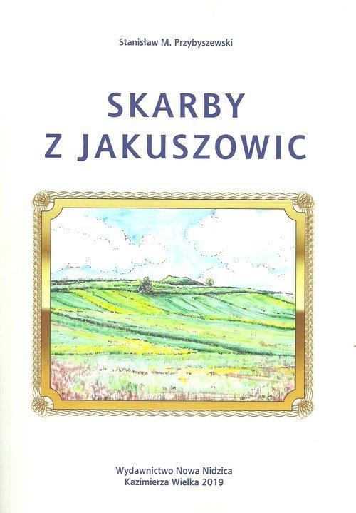 Skarby z Jakuszowic - okładka książki