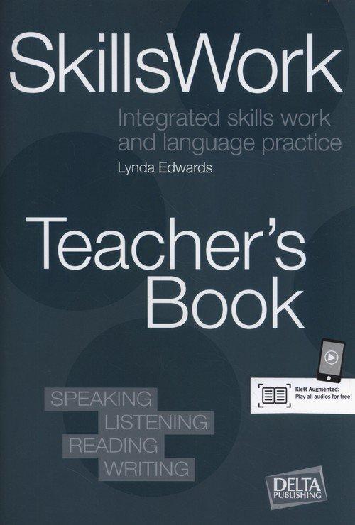 SkillsWork B1-C1 Teachers Book - okładka podręcznika