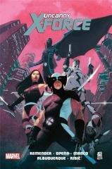 Uncanny X-Force. Tom 1. Sposób - okładka książki