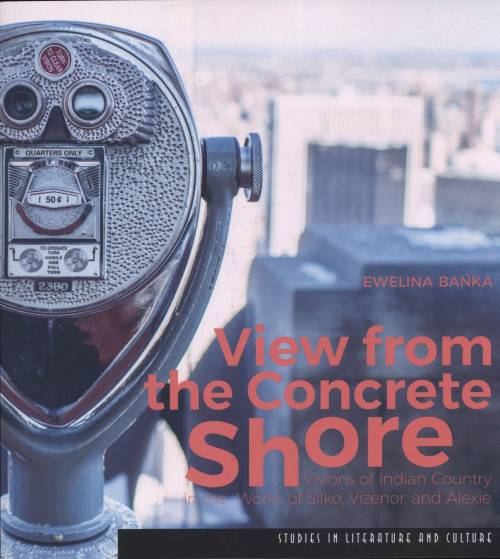 View from the concrete shore. Visions - okładka książki