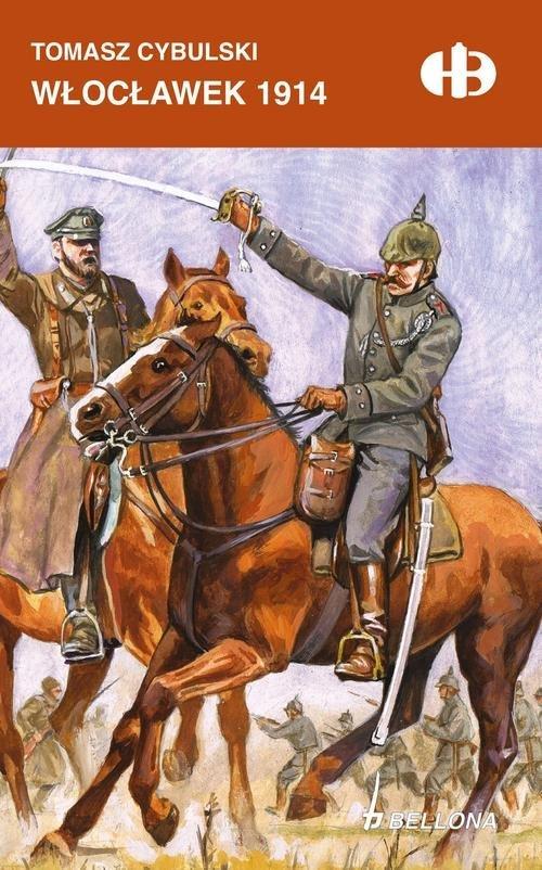 Włocławek 1914 - okładka książki
