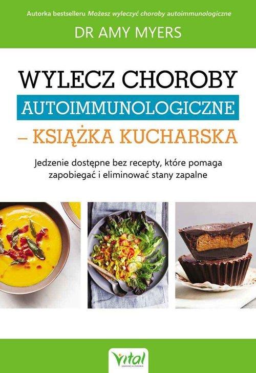 Wylecz choroby autoimmunologiczne - okładka książki