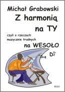 Z harmonią na TY, czyli o rzeczach - okładka książki