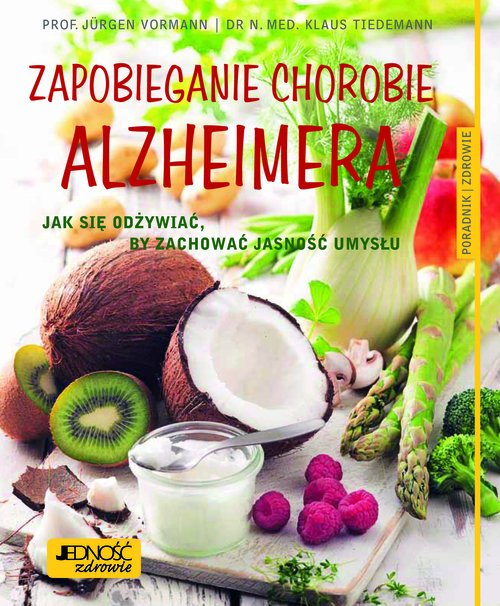 Zapobieganie chorobie Alzheimera. - okładka książki